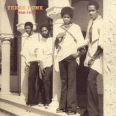 Various Artists: Texas Funk 1968-1975: Black Gold From The Lone Star State [Remaster]