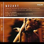 The Mozart Collection - Vesperes solemnes de confessore, etc