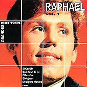 Raphael (Spain): Grandes Exitos, Vol. 1