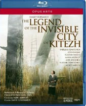 Rimsky-Korsakov: The Legend of the Invisible City of Kitezh / Ignatovich, Daszak, Vaneev, Aksenov, Jerkunica. Netherlands Opera [Blu-Ray]