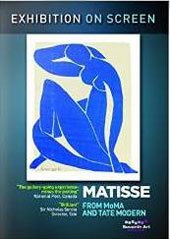 Exhibition on Screen - Matisse, from Moma and Tate Modern [DVD]