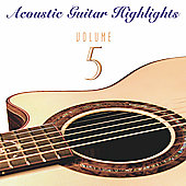 Various Artists: Acoustic Guitar Highlights, Vol. 5 [Solid Air]