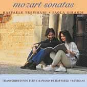 Mozart: Sonatas / Trevisani, Girardi