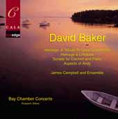 The Edge - Baker: Heritage, etc /James Campbell and Ensemble