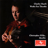 Hurel: Suites for Theorbo / Christopher Wilke