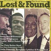 Various Artists: Blues Legacy: Lost and Found Series, Vol. 3