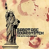 Sabotage Soundsystem: The Boto Machine Gun [PA] [Digipak]
