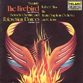 Stravinsky: The Firebird;  Borodin / Shaw, Atlanta SO