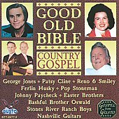 Various Artists: Good Old Bible: Country Gospel