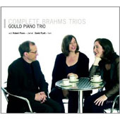 Brahms: Complete Trios / Gould Piano Trio
