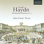 Joseph Haydn: Keyboard Sonatas, Vol. 4 / Julia Cload