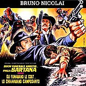 Various Artists: Buon Funerale Amigos/Paga Sartana
