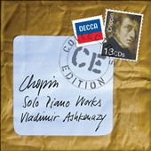 Chopin: Piano Works / Ashkenazy