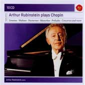 Rubinstein Plays Chopin