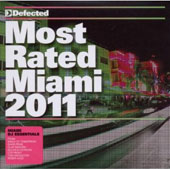 Various Artists: Most Rated: Miami 2011