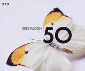 50 Best Puccini / EMI