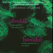 Dvor&aacute;k & Borodin String Quartets for Orchestra