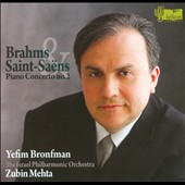 Brahms: Piano Concerto No. 2 / Bronfman
