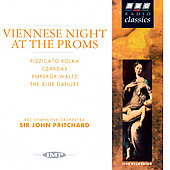 Viennese Night at the Proms / Sir John Pritchard, BBC
