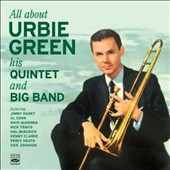 Urbie Green: All About Urbie Green
