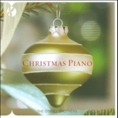 The O'Neill Brothers: Christmas Piano