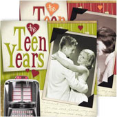 Various Artists: The  Teen Years