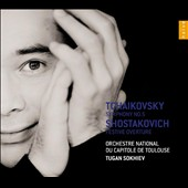 Tchaikovsky: Symphony No. 5; Shostakovich: Festive Overture / Sokhiev