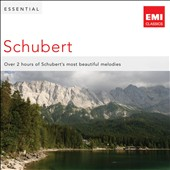 Essential Schubert / Over 2 hours of Schubert's most beautiful melodies