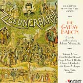 Johann Strauss, Jr: The Gypsy Baron/ Paulik, Scheyrer, et al