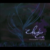 Christopher Lapina: Eclectic Eve [Digipak]
