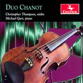 Duo Chanot / Christopher Thompson, Michael Gurt