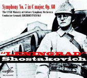 Shostakovich: Symphony No. 7 
