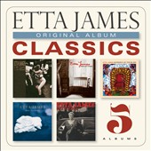Etta James: Original Album Classics [Box]