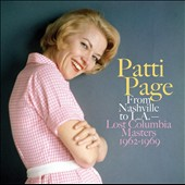 Patti Page: From Nashville to L.A.: Lost Columbia Masters 1963-1969