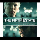 Carter Burwell: The Fifth Estate [Digipak]