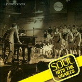Various Artists: Soul Music Hits the Charts 1955-1962