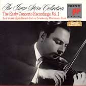 Isaac Stern Collection - The Early Concerto Recordings Vol 1