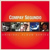 Compay Segundo: Original Album Series [Slipcase] *