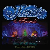Heart: Home for the Holidays [Deluxe Edition CD/DVD] [Digipak]