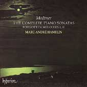 Medtner: Complete Piano Sonatas, etc / Marc-Andr&eacute; Hamelin