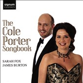 Sarah Fox (Soprano Vocal)/James Burton (Conductor): The Cole Porter Songbook