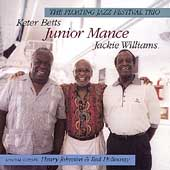 The Floating Jazz Festival Trio: Floating Jazz Festival Trio 1997