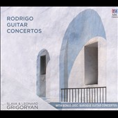 Rodrigo: Guitar Concertos [With Bonus Disc]