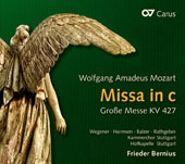 W.A. Mozart: Mass in C Minor, K. 427
