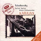 Tchaikovsky: Ballet Suites / Karajan, Wiener PO