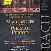 Edition Bachakademie Vol 93 - Weimar Masterpieces