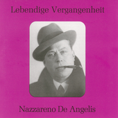 Lebendige Vergangenheit - Nazzareno de Angelis