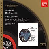Mozart: Die Zauberfl&#246;te / Klemperer, Gedda, Ludwig, et al