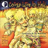 Conga-Line in Hell - Music of Latin American Masters / Sachs