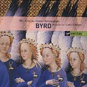 Byrd: Masses for 4 & 5 / Christophers, The Sixteen